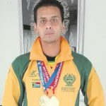 Junaid Wins Gold at the 2016 Legends of Kung Fu World Championships