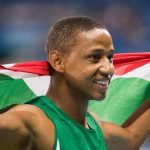 Dyan Buis Breaks 400m Paralympic Record
