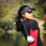 Golfer, Jamie-Lee Wins the Plate Division final