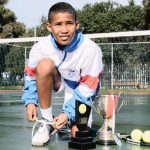 Introducing Leo Matthysen, Tennis Star in the Making