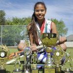 An Introduction to Malikah Hamza, Record Breaking Sports Star