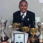 Rohan Wins First Place in the 2016 Mathematics in Action Competition