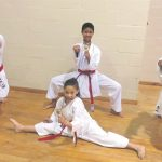 An Introduction to the Karate Masters of the Scottsdene Dojo