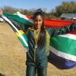 Kraaifontein Athlete on her Way to the Top