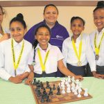 Webner Street Primary School Takes Gold in the Western Province Schools Chess Competition