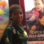 An Introduction to Table Tennis Champion, Lekeasha Johnson
