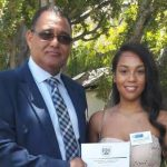 Top Matriculant, Nicole, Goes to Medical School