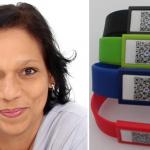 Janine Creates Life Saving, Icelet Bracelet