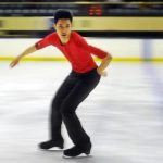 An Introduction to National Junior Ice-Skating Champ, Matthew Samuels