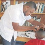 Role Model, Seaton, Helps Kids Regain Confidence
