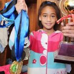 Cape Argus Readers Opens Hearts to Talented Gymnast, Azaliah