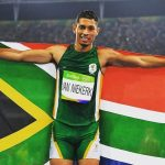 Wayde Takes 200m Silver in Thrilling Final