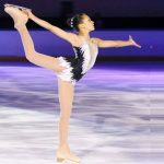Figure Skater, Gian-Quen, Takes Gold in Budapest