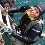 An Introduction to Ocean Shipwreck Diver, Kimlee Campher