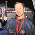 Baigum Wins 'Toughest Firefighter Alive' Competition