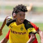 Tashreeq Signs With Top German Club, Dortmund