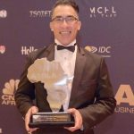 Quinton Wins Africa's Industrialist of the Year Award