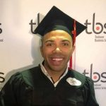Bryan Habana Graduates with Diploma in Business Management