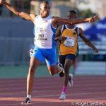 World Record Holder, Luke Davids, Wins SA Youth Gold… Again
