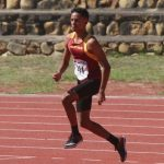 Breyton Conquers High Jump at African Junior Champs